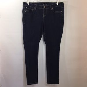 TORRID Plus 14S Skinny Stretch Blue Denim Jeans
